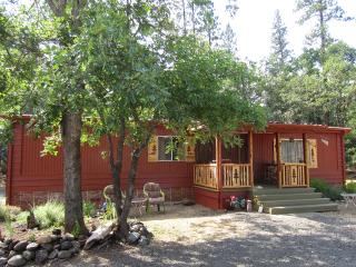 Trail Creek Shady Cove 2br 2ba Woods Country Cabin - Shady Cove vacation rentals