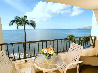 Sugar Beach 1 Bedroom Ocean Front PENTHOUSE 29 - Kihei vacation rentals
