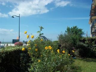 2 PIECES VUE MER EN REZ DE JARDIN VILLERS SUR MER - Villers-sur-Mer vacation rentals