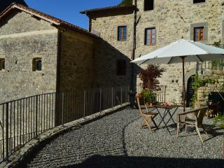 Magnificent Tuscan chateau in restored monestery - Province of Lucca vacation rentals