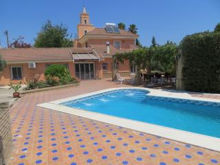Large Luxury Villa: Vista Sevilla. - Seville vacation rentals