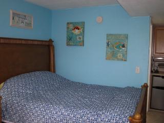 Beachside Efficiency in Treasure Island (Blue) - Treasure Island vacation rentals