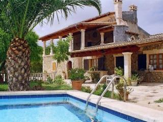 FARMHOUSE WITH PRIVAT POOL AND OWN ORCHARD - Ca'n Picafort vacation rentals