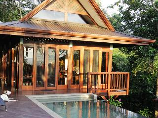 Ocean View Villa in Private Jungle - Dominical vacation rentals