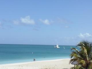 BEACHFRONT UNIT at Royal West Indies Resort **** SPRING & SUMMER SALE -- 25% OFF - Providenciales vacation rentals