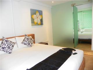 Surin Beach One bed, + Kids Room, 100m to Bch  B2 - Sao Hai vacation rentals