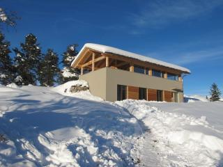 Sunny 3 bedroom Vercorin Chalet with Television - Vercorin vacation rentals