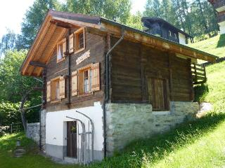 Cozy 2 bedroom Nax Chalet with Balcony - Nax vacation rentals