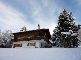 Adorable 4 bedroom Chalet in Nax with Television - Nax vacation rentals