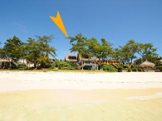 Villa Palmar Plage beachfront turquise lagoon - Trou d'eau Douce vacation rentals
