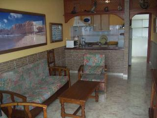 APARTMENT ROBINSON IN FAMARA FOR 4P - Famara vacation rentals