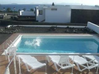 VILLA PADAMOON IN PLAYA BLANCA FOR 10P - Playa Blanca vacation rentals