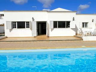 VILLA MINDANAO IN PUERTO CALERO FOR 8 P - Puerto Calero vacation rentals