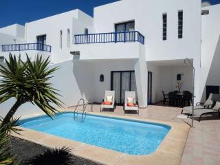 Nice Villa with Internet Access and Television - Playa Blanca vacation rentals