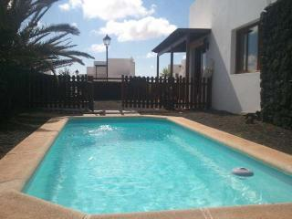 VILLA MILITEGUI IN TEGUISE FOR 5P - Teguise vacation rentals
