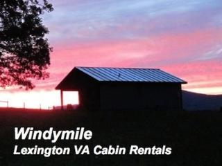 Windymile Cabin for rent near Lexington VA - Lexington vacation rentals