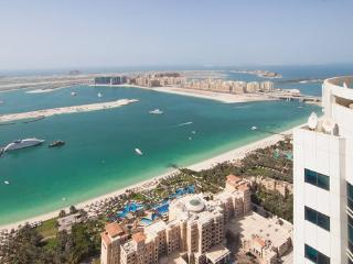 High Floor, Sea view One BD in Dubai Marina! Ocean Heights building. - Dubai vacation rentals