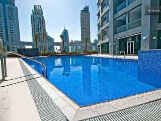 High Floor 1 BD Dubai Marina, Sky View Tower! - Dubai Marina vacation rentals
