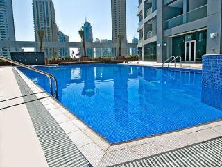 1 BD, Sky View Tower Dubai Marina, High Floor - Dubai Marina vacation rentals