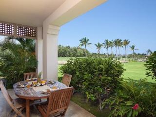 Waikoloa Colony Villas 1005. Hilton Waikoloa Pool Pass Included for stays thru - Waikoloa vacation rentals