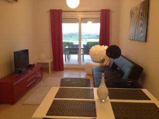 Holiday apartment with golf on large complex - Murcia vacation rentals