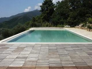 Villa Il Colletto, luxury villa Forte di Marni, Pisa - Pietrasanta vacation rentals
