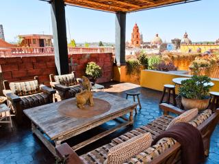 Alice's Palace, Penthouse in San Miguel de Allende - Central Mexico and Gulf Coast vacation rentals
