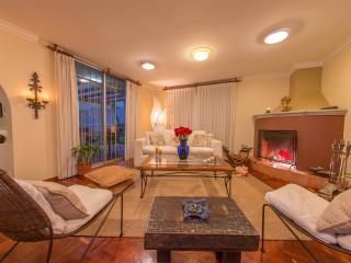DELIGHTFUL, ROOMY, SAFE , COMFORTABLE AND CENTRAL - Quito vacation rentals