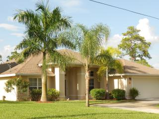 Beautiful Vacation Home with Heated Pool Near Golf - Lehigh Acres vacation rentals