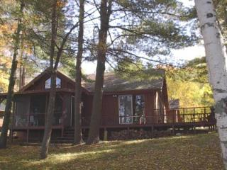 Mike's Lake House on sparkling Pickerel Lake - Lac du Flambeau vacation rentals