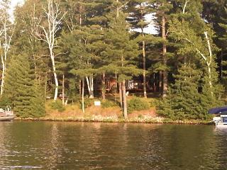 Mike's Lake House on sparkling Pickerel Lake - Saint Germain vacation rentals