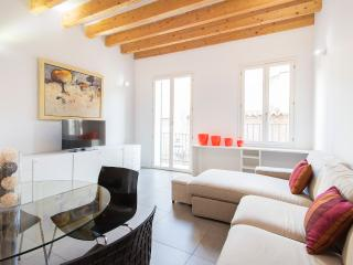 LA RAMBLA st. TERRACE APARTMENT + PARKING - Palma de Mallorca vacation rentals