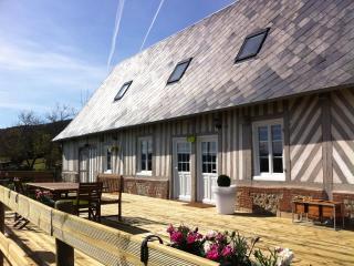 Chaumière très calme proche Honfleur - Marais-Vernier vacation rentals