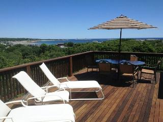 High Rock Cottage: Astounding views from every angle! - Gloucester vacation rentals
