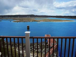 Paradise Point: Direct Waterfront with deepwater dock & sunsets - Newbury vacation rentals