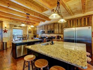 Cliffview Retreat - 11 BR Lodge - Brand New! - Slade vacation rentals