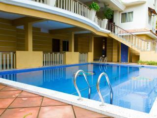 GoaDeeps-Spacious apt near beach-families/couples - Nagoa vacation rentals