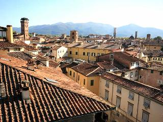 Lucca Historical Center Apartment w/ Private Tower - Lucca vacation rentals
