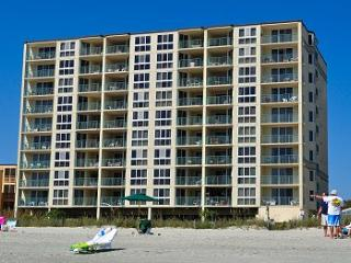 The Pinnacle is an OceanFront Condo with 2 balconi - North Myrtle Beach vacation rentals