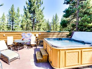 Gorgeous 6-bedroom luxury home with rooftop hot tub! - South Lake Tahoe vacation rentals