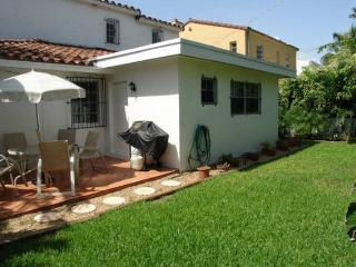 ROOM W/Priv Entrance /ArtDeco Villa - Miami Beach vacation rentals