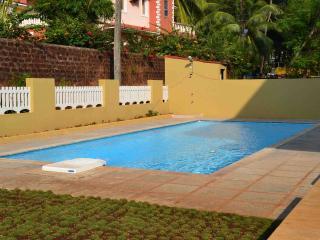 Great 3 bedroom Apartment in Arpora! - Bardez vacation rentals