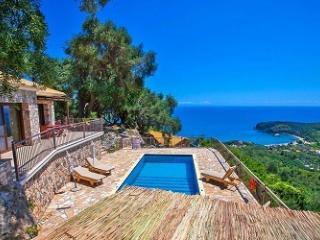 Perfect 2 bedroom Epirus Villa with Deck - Epirus vacation rentals