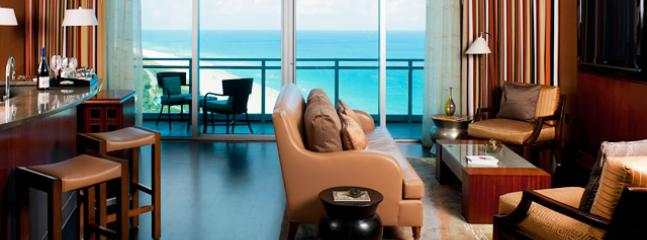 Living Room - OBH HOTEL 1 BEDROOM SUITE - Bal Harbour - rentals