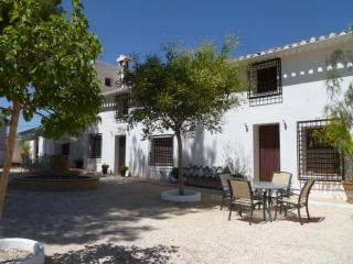 Cortijo Elbal - Caravaca de la Cruz vacation rentals