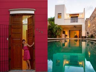 Historic Santa Ana,s Cherry House - Merida vacation rentals