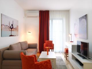 Coral - One Bedroom Apartment with Balcony - Budva vacation rentals