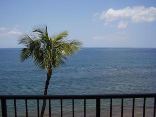 Sugar Beach Resort 1 Bedroom Ocean Front Penthouse 26 - Kihei vacation rentals