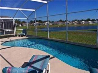 4 Bedroom 2 Bathroom Home Located In Clear Creek. 1122CCC - Orlando vacation rentals