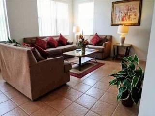 Spacious 4 Bedroom 3 Bath Home with Saltwater Pool. 213WVD - Orlando vacation rentals